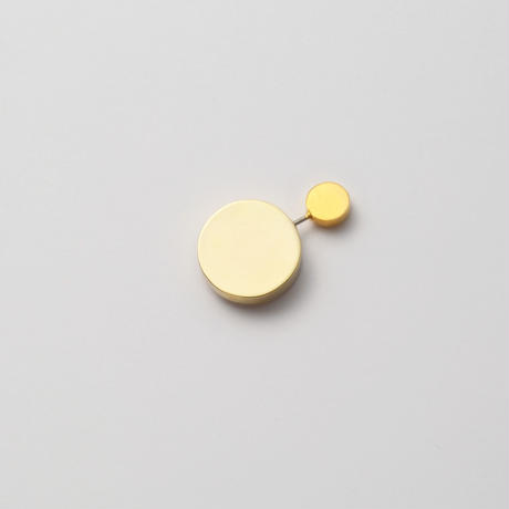silhouette figure pearl rivets (Front:6mm, Catch:13mm)