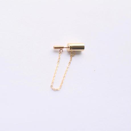 Dazzle chain pierce (short)