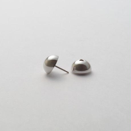 10mm sphere pierce (silver)