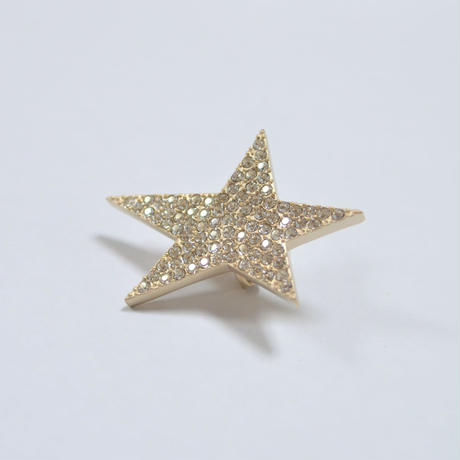 star earring ( large / pave)