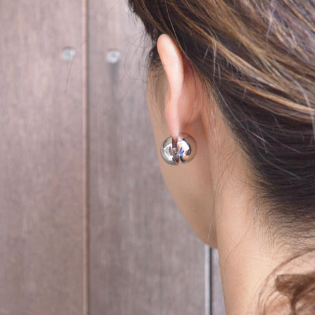16mm sphere pierce (silver)