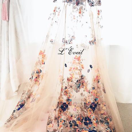 I.D. SARRIERI Wonderland Delights Copper Haze アイディサリエリ 【ナイティ/ロングスリップ/スリップドレス/ナイトドレス】