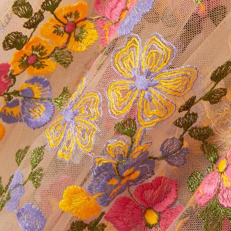 I.D. SARRIERI Wonderland Delights Tuscan Summer アイディサリエリ【ノンパデッドハーフカップブラ+タンガのセット】