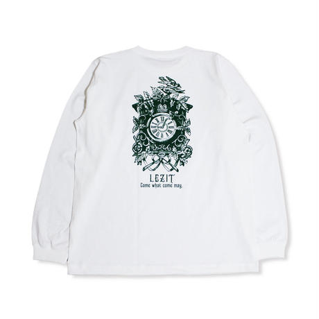 ANTIQUE CLOCK L/S Tee
