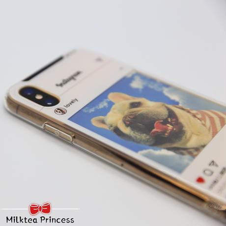 インスタ風iPhoneケース | iPhone7/8/X/XS/SE2 [mp511]