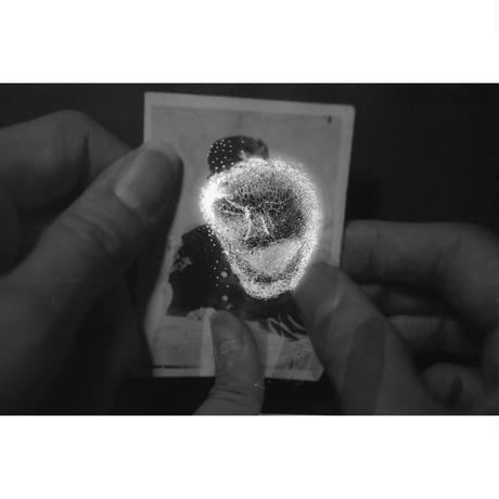 澄毅写真集   『指と星』ミニプリント付