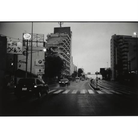 蓮井元彦写真集 『for tomorrow』