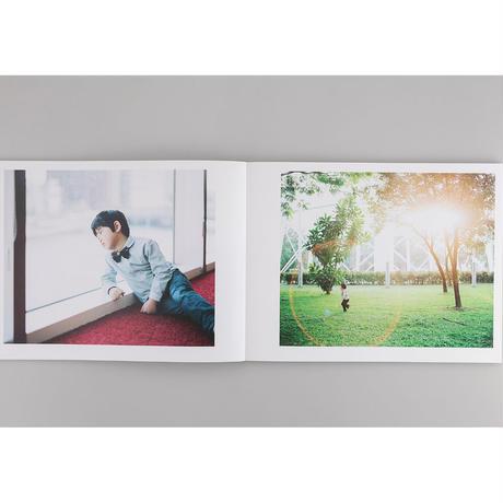 濱田英明写真集 『ハルとミナ』