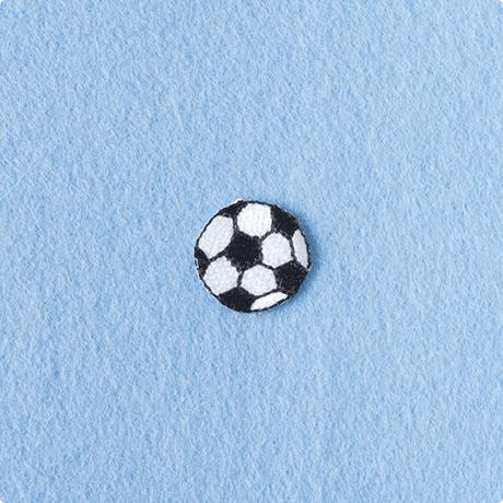 インポートワッペン/サッカーボール
