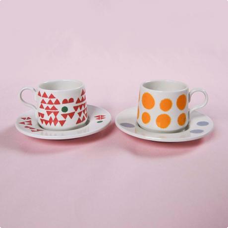 [Sabato]espresso cup & saucer