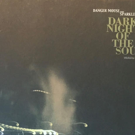 DANGER MOUSE AND SPARKLEHORSE PRESENT DARK NIGHT OF THE SOUL / DAVIDLYNCH