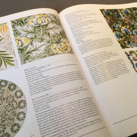 WILLIAM MORRIS / Linda Parry