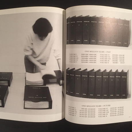 continuity/discontinuity  1963-1979 /ON KAWARA