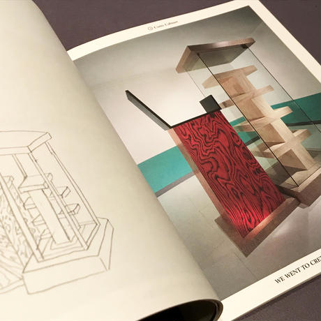 ETTORE SOTTSASS : CUTIO CABINETS ・MIRRORS・ CHAIRS・ TABLES ・SIDEBOARDS…
