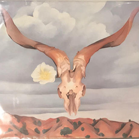 Georgia O'keeffe ・In The West