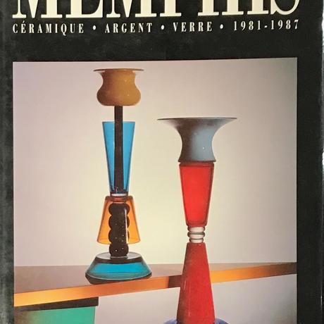 MEMPHIS CERAMIQUE・ARGENT・VERRE・1981-1987
