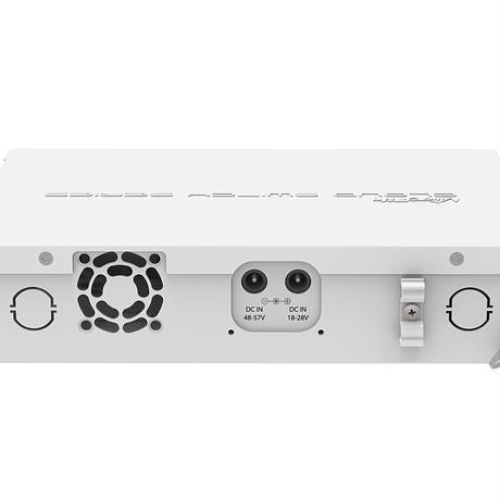 Mikrotik ギガビットスイッチ【CRS112-8P-4S-IN】