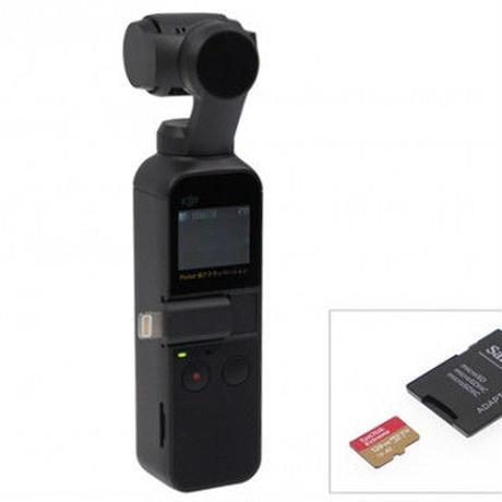 【64GB microSDカード付き】DJI Osmo Pocket