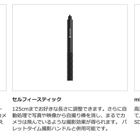 Insta360 ONE R 1インチ版 セルフィーコンボ