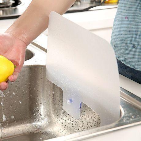 家事便利グッズ しっかりガード 水はね防止プレート