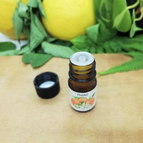 だいだい(橙)和精油5ml(精油/エッセンシャルオイル/アロマオイル)
