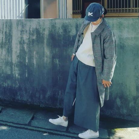 "glaz "" トップビエラ起毛ワイドパンツ "" レディース/ワイドパンツ/日本製"
