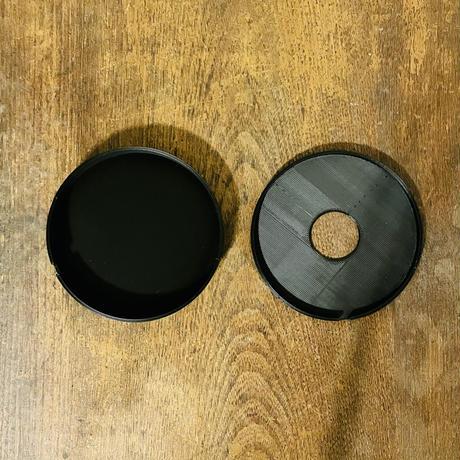 100mm環状斜光照明装置用暗箱