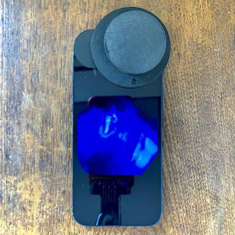 発光観察用モバイルマイクロスコープ ルミ Lumi (×200) lum5.8