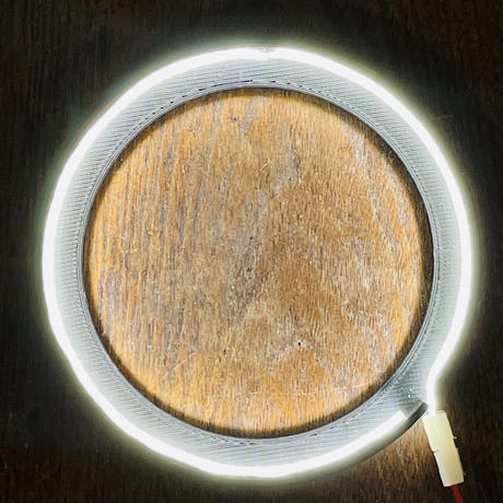 100mm環状斜光照明装置(可視光)