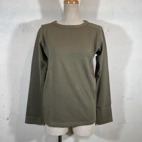 着ごたえ長袖Tシャツ