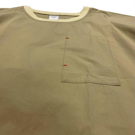 3ポッケスモックTシャツ