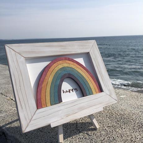 wood board F〜rainbow3〜