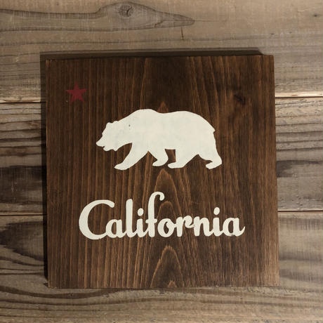 wood board A〜california〜