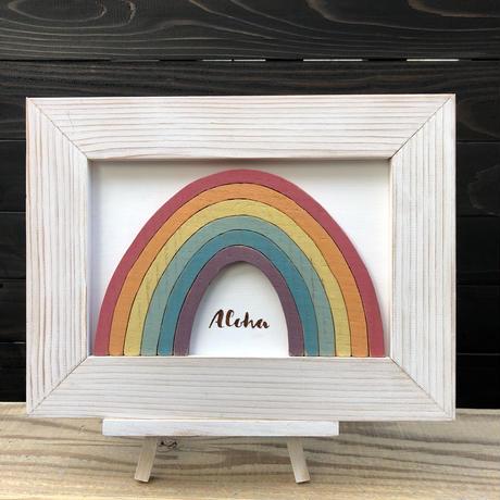 wood board F〜rainbow 2〜