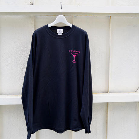 HOG MOTEL   Long Sleeve T shirts /  HOG MOTEL  ロンT
