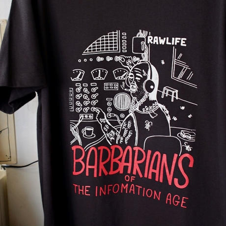 BARBARIANS   T Shirts