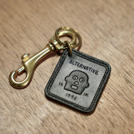 BLACKMASK MAN KEY RING