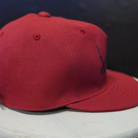 TOBACCO  CANVAS CAP / タバコ キャンバスキャップ