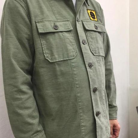 US ファティーグ  シャツ