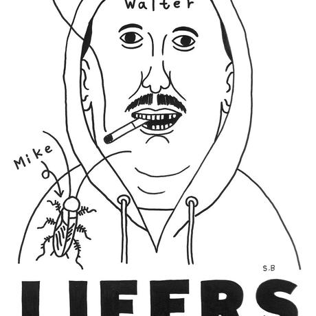 LIFERS Walter&Mike T Shirts