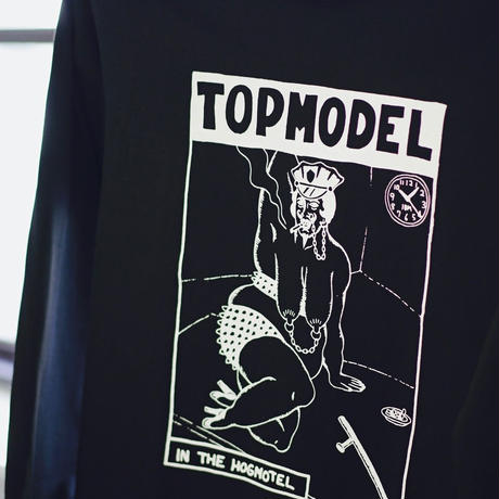 TOP MODEL   Long Sleeve T shirts
