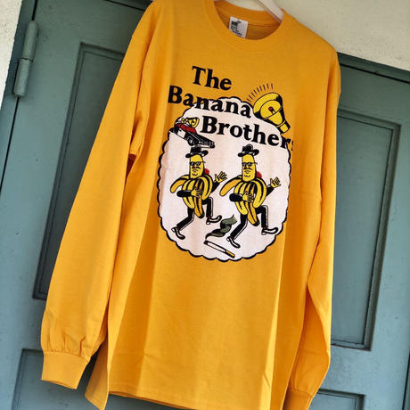 BANANA Bros. Long Sleeve TShirts