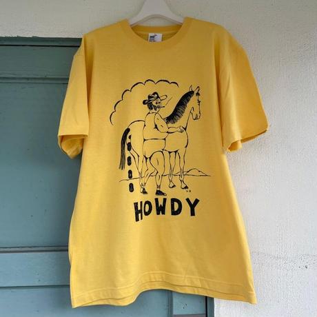 HOWDY. T Shirts