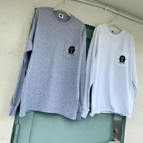 BLACK MASK  POKET  Long Sleeve T Shirts