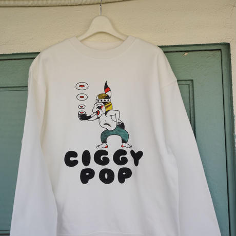 CIGGY POP  Sweat