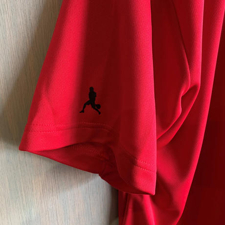 GameShirts(Red×Bk)