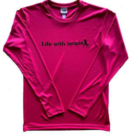 長袖Tシャツ(HP×Bk)
