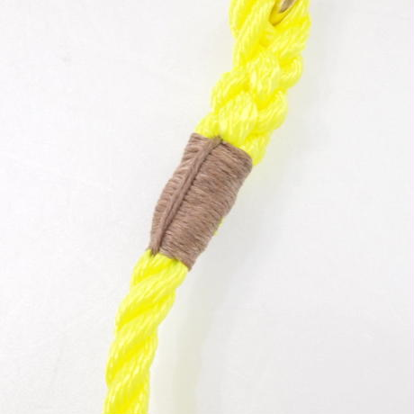 Found My Animal ADJUSTABLE DOG LEASH(NEON YELLOW)