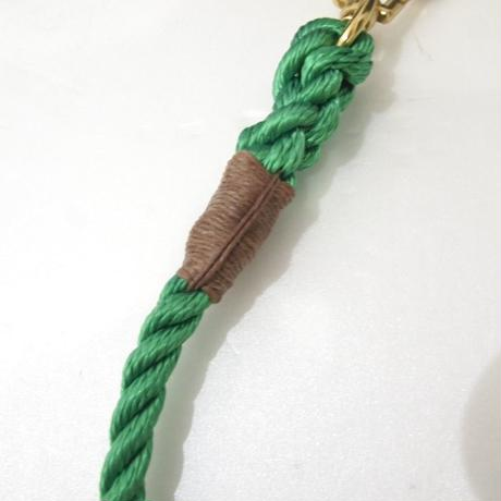 Found My Animal  ADJUSTABLE DOG LEASH(MIAMI GREEN)
