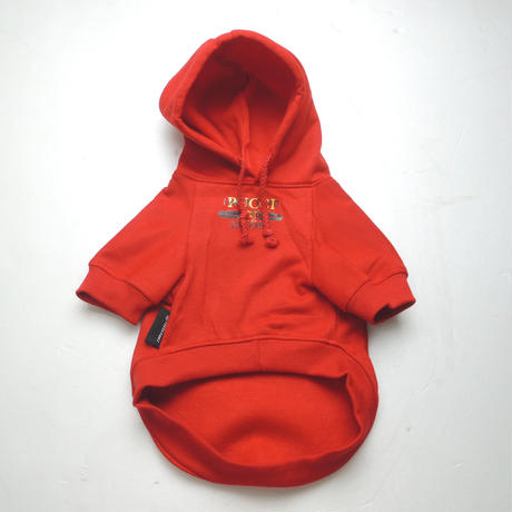 Pucci Dog Park Hoodie(RED)